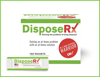 DisposeRx Direct, LLC Launches Online Store for Medication Disposal Packets
